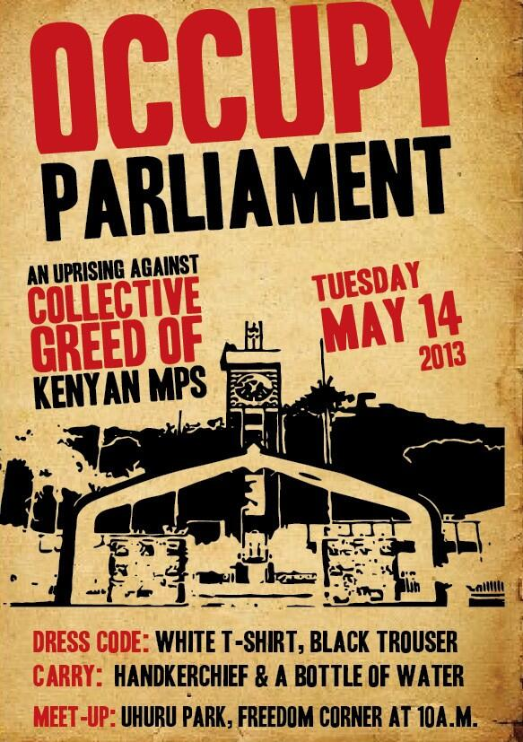 occupyparliament